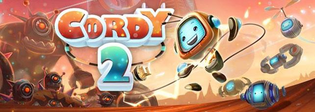 Cordy 2 spielen Titel