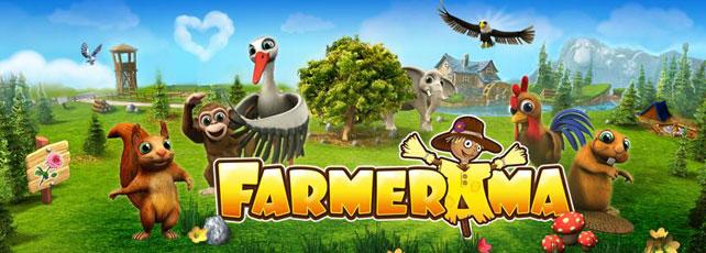 Farmerama Comic-Bibliothek Titel