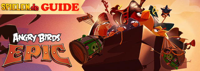 Angry Birds Epic Guide Titiel