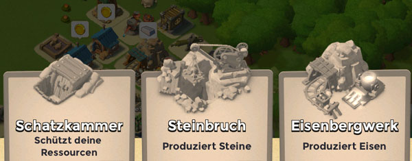 Boom Beach Guide Ressourcen
