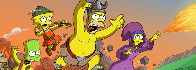 Die Simpsons Springfield Clash of Clones