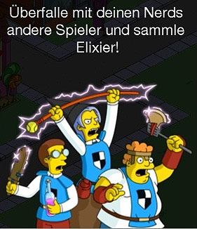 Die Simpsons Springfield - Clash of Clones