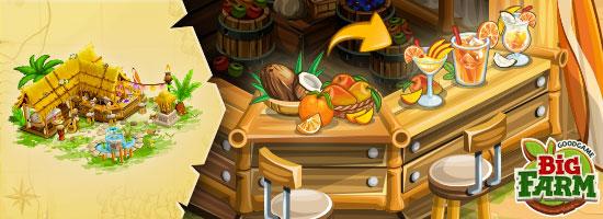 Goodgame Big Farm Strandbar