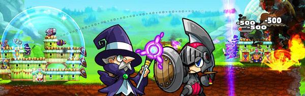 Ob mit Elite-Kämpfern oder Zauberern, das Ziel in King of Castles bleibt stets das gleiche: Zerstört die feindliche Burg!