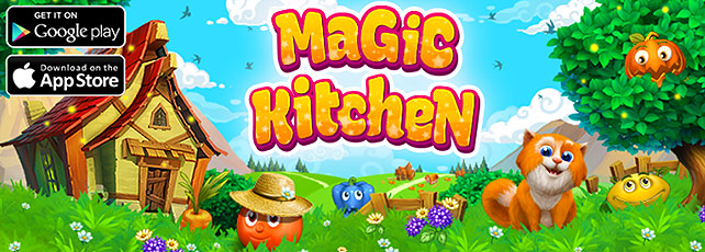magic kitchen spielen