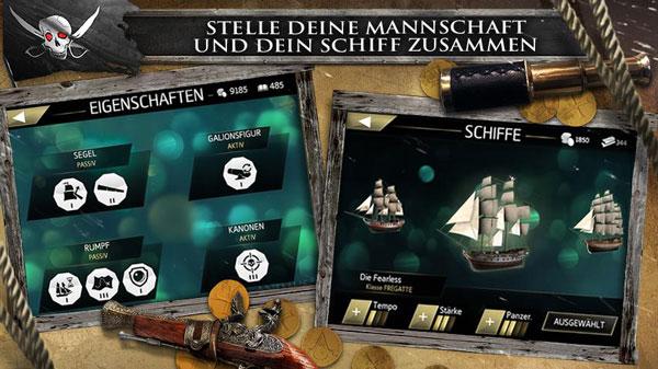 Assassin's Creed Pirates spielen