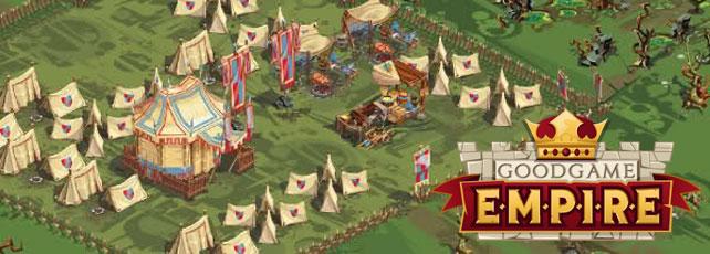 Goodgame Empire Dornenkönig-Event Titel