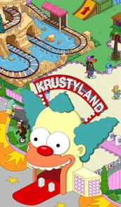 Die Simpsons Springfield Donuts Screenshot 2