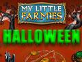 My Little Farmies Halloween mit fliegender Hexe und Pestarzt Paul
