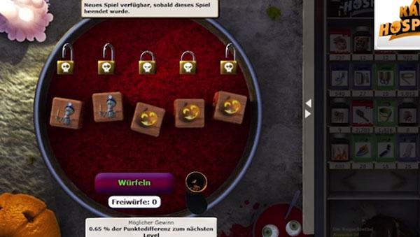 Upjers Halloween Event Kapi Screen