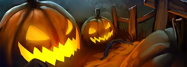 Upjers Halloween Event Titel