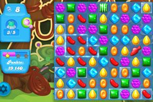 Candy Crush Soda Saga App Ingame