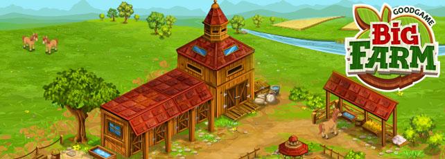 Goodgame Big Farm Pferdezucht Titel