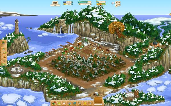 Goodgame Big Farm Runensteine Screen