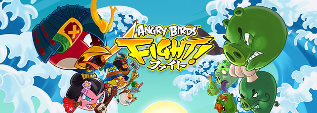 Angry Birds Fight spielen