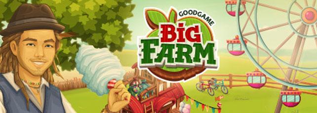 Goodgame Big Farm Jahrmarkt