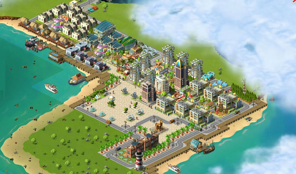 rising cities kostenlos