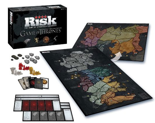 Game of Thrones Risiko Brettspiel