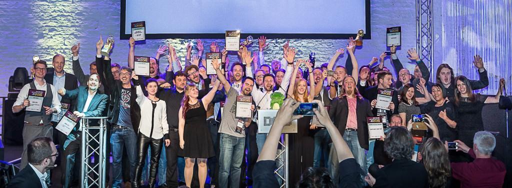Der Deutsche Entwicklerpreis 2015
