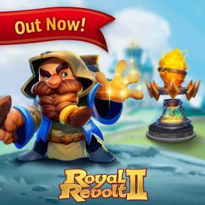 Royal Revolt 2 Version 2.0