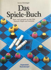 Das Spiele-Buch von Erwin Glonnegger 1988