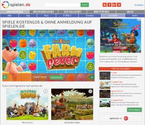 Deutscher Computerspielpreis & Frischer Wind bei spielen.de