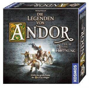 Die Legenden von Andor: Die letzte Hoffnung erscheint im Herbst.