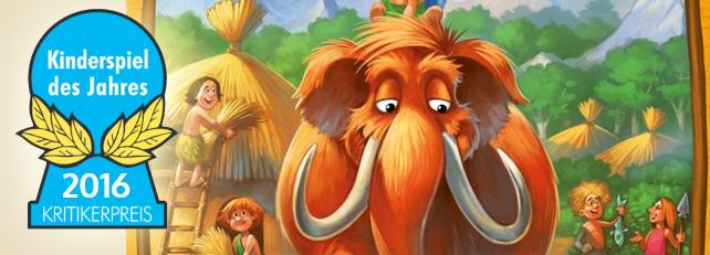 Stone Age Junior ist das Kinderspiel des Jahres 2016