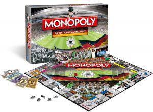 Taktisches Geschick ist auch bei Monopoly - Die Nationalmannschaft gefragt.