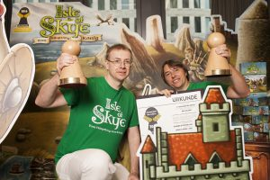 Kennerspiel des Jahres 2016 - Isle of Skye