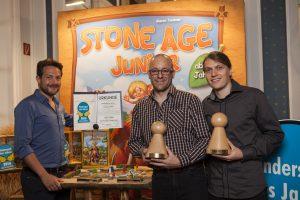 Stone Age Junior - Kinderspiel des Jahres 2016