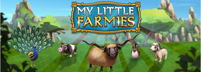 My Little Farmies Dianas Lichtung