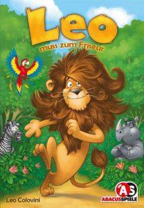 Leo muss zum Friseur gewinnt Deutschen KinderspielePreis 2016