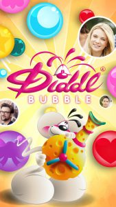 Diddl Bubble im App-Store