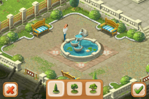 Gardenscapes Ran An Die Harke Blog