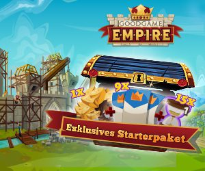 Goodgame Empire Starterpaket