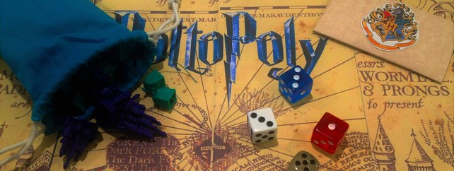 Pottopoly - monopoly im Harry Potter Style