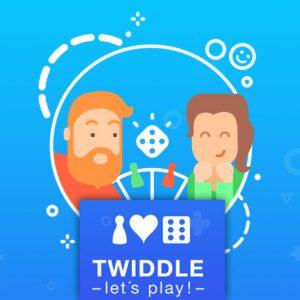 Twiddle - Let's Play App für Brettspieler