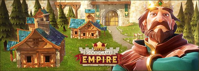 Goodgame Empire- neuer König
