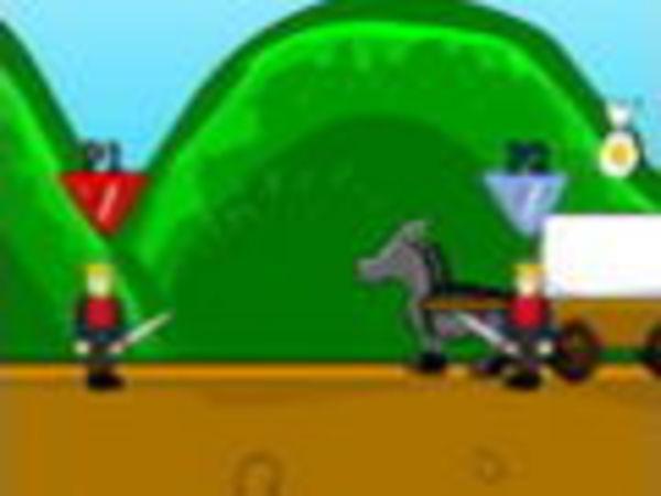 Bild zu Abenteuer-Spiel Bandit Kings