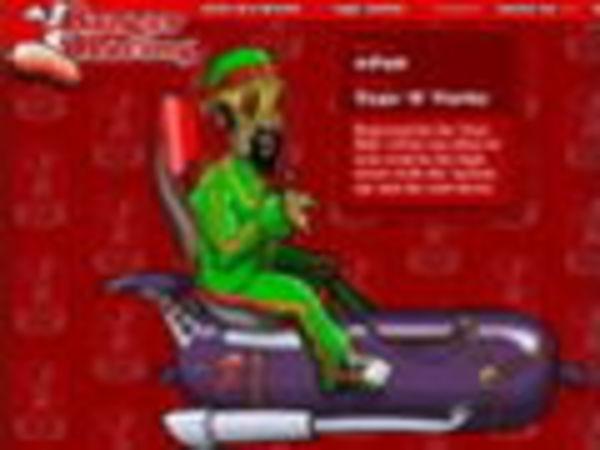 Bild zu Rennen-Spiel Banger Racing
