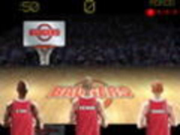Bild zu Sport-Spiel Basketball Shootout