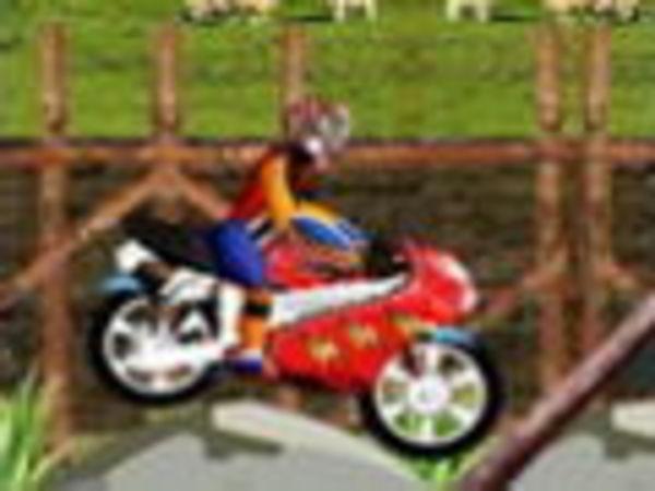 Bild zu Geschick-Spiel Biker Feats