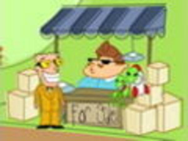 Bild zu Denken-Spiel Billyboy Abduction