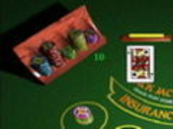 Bild zu Karten & Brett-Spiel Black Jack 2