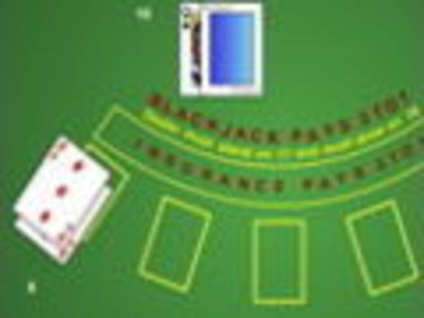 Bild zu Karten & Brett-Spiel Black Jack 3