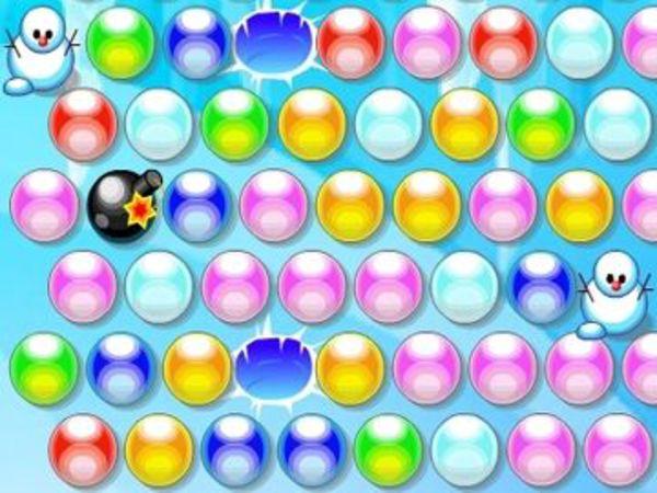 Bild zu Denken-Spiel Bubble Elements