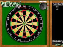 Bullseye Darts spielen