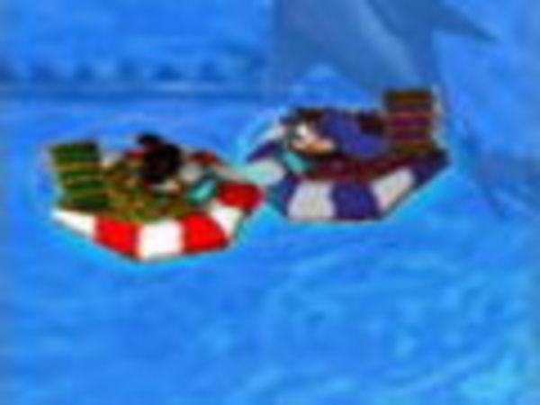 Bild zu Rennen-Spiel Bumperboat