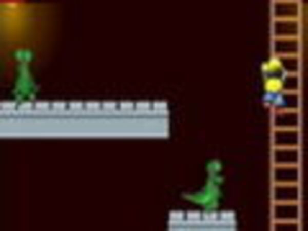 Bild zu Geschick-Spiel Cable Capers 2